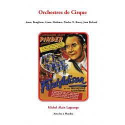 Orchestre de Cirque par Michel-André Lagrange