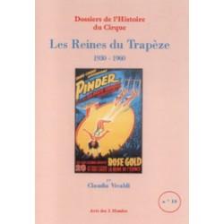 Les Reines du Trapèze par Claudia Vivaldi